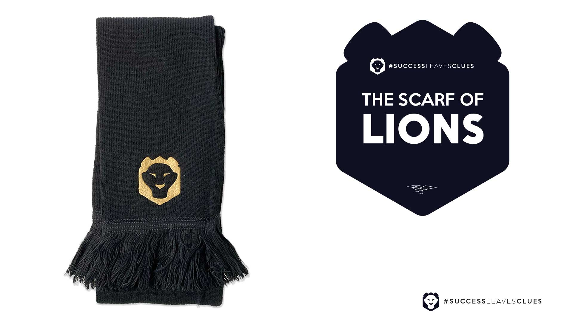 The Scarf of LIONS